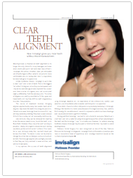 Clear Teeth Alignment